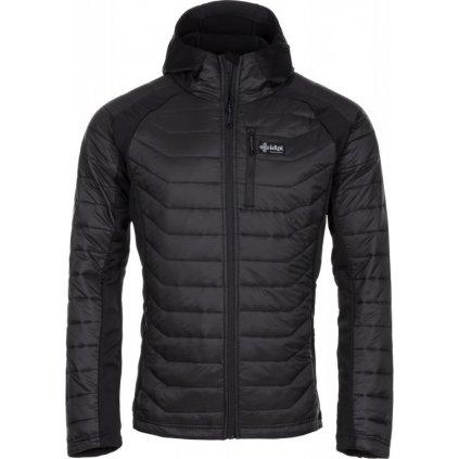 Pánská outdoorová bunda KILPI Adisa-m černá