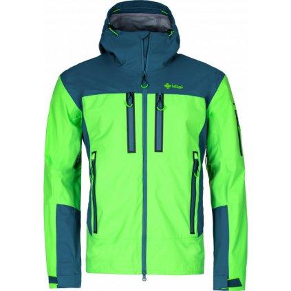 Pánská bunda KILPI Hastar-m zelená