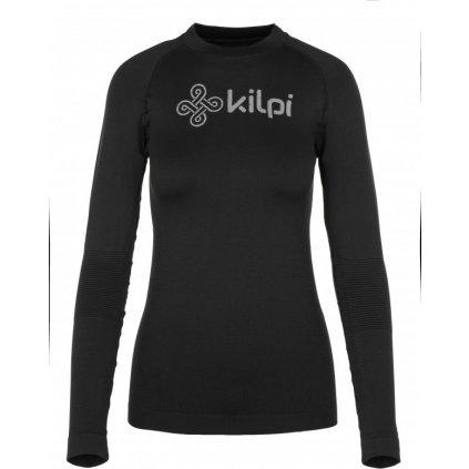 Dámské termo tričko KILPI Divide-w černá