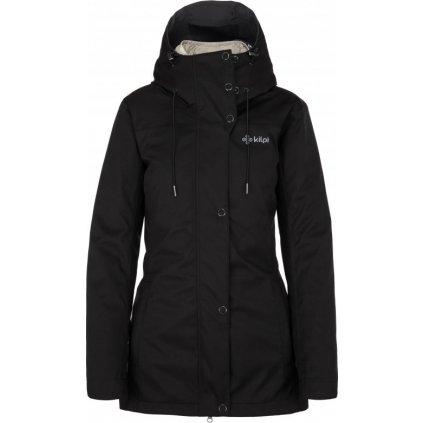 Dámská bunda KILPI Ivar-w černá