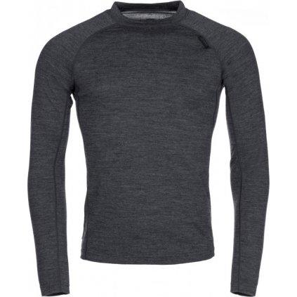 Pánské termo tričko KILPI Patton-m tmavě šedá