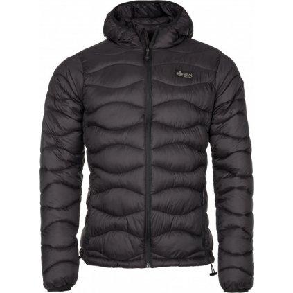 Pánská zimní bunda KILPI Rebeki-m černá