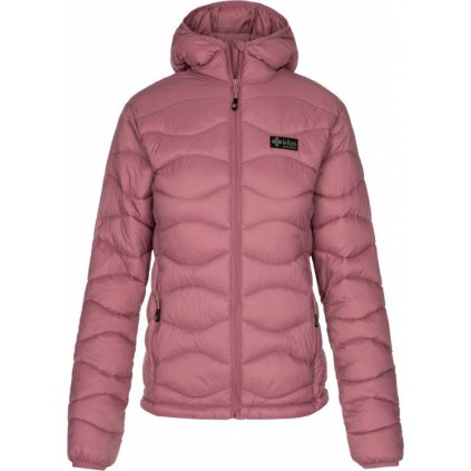 Dámská zimní bunda KILPI Rebeki-w fialová