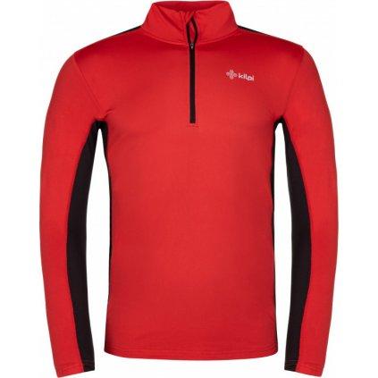 Pánské funkční tričko KILPI Wilke-m červená