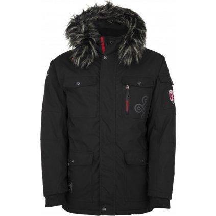 Pánská zimní bunda KILPI Pilot-m černá