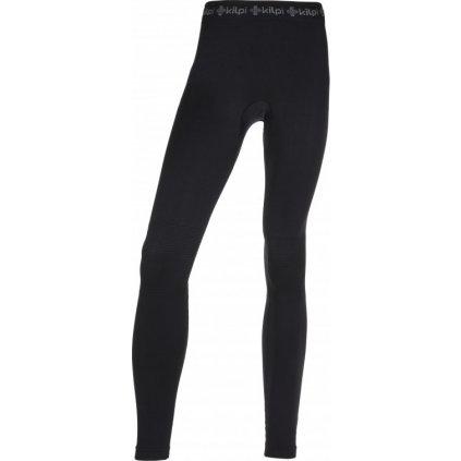 Dámské termo kalhoty KILPI Knob-w černá