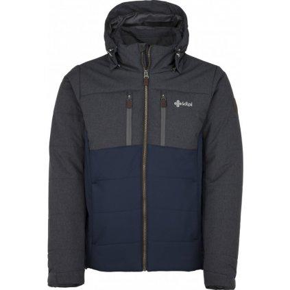 Pánská zimní bunda KILPI Torres-m tmavě modrá