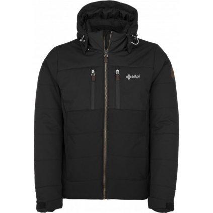 Pánská zimní bunda KILPI Torres-m černá