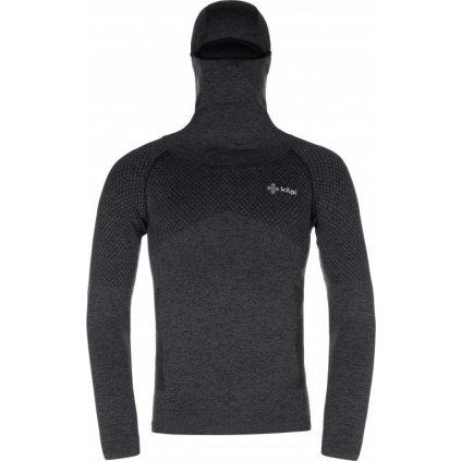 Pánské funkční tričko KILPI Ninja-m tmavě šedá