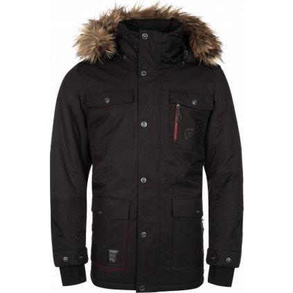 Pánská zimní bunda KILPI Alpha-m černá