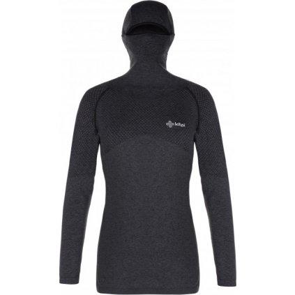 Dámské funkční tričko KILPI Ninja-w tmavě šedá