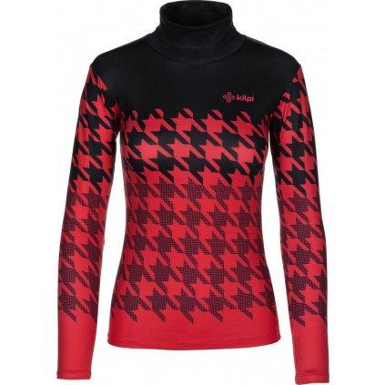 Dámské funkční tričko KILPI Merano-w červená