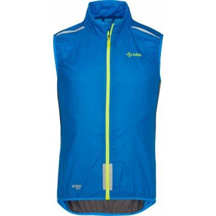 Pánská vesta KILPI Flow-m modrá