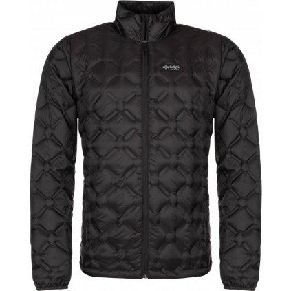 Pánská péřová bunda KILPI Papilon-m černá