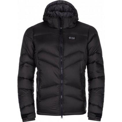 Pánská zateplená bunda KILPI Guus-m černá