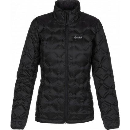 Dámská péřová bunda KILPI Papilon-w černá