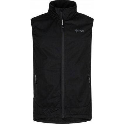 Pánská outdoorová vesta KILPI Tofano-m černá
