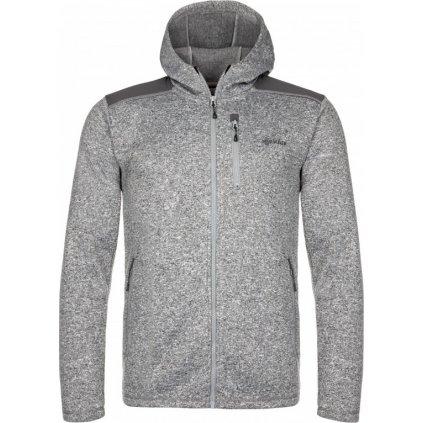 Pánský fleecový svetr KILPI Dalby-m bílá