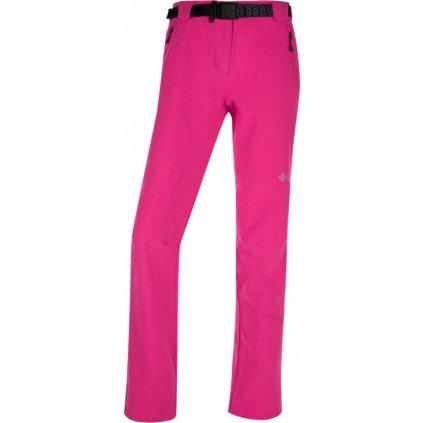 Dámské outdoor kalhoty KILPI Wanaka-w růžová