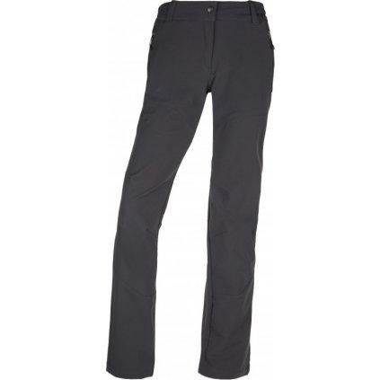 Dámské outdoor kalhoty KILPI Lago-w tmavě šedá