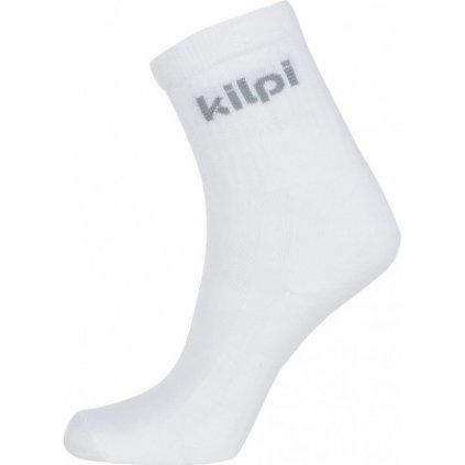 Sportovní ponožky KILPI Akaro-u bílé