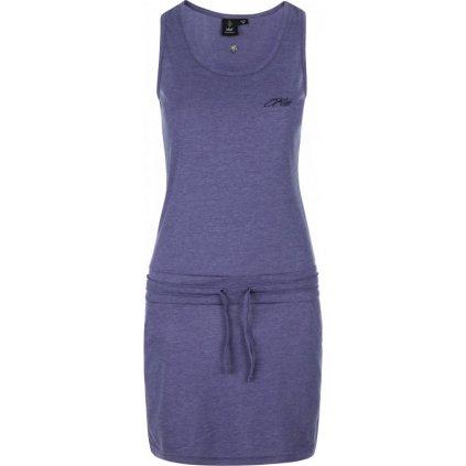 Dámské šaty KILPI Mazamet-w tmavě modrá