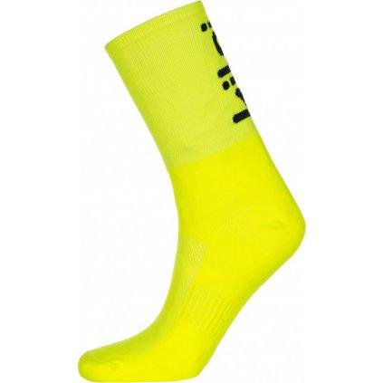 Sportovní ponožky KILPI Boren-u žlutá