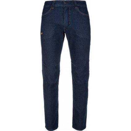 Pánské volnočasové kalhoty KILPI Danny-m tmavě modrá
