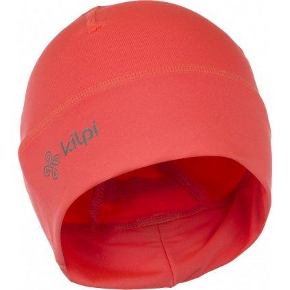Univerzální fleecová čepice KILPI  Runhat-u růžová