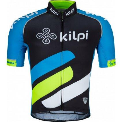 Pánský cyklodres KILPI Corridor-m modrá