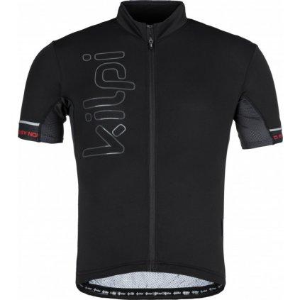 Pánský cyklodres KILPI Elyon-m černá