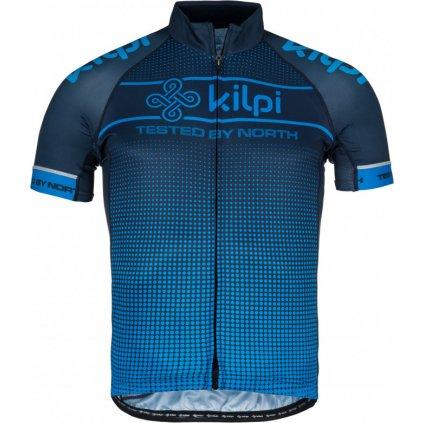 Pánský cyklodres KILPI Entero-m modrá