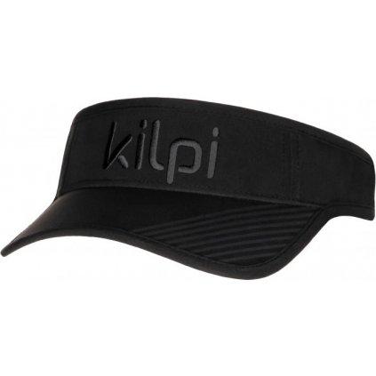 Sportovní kšilt KILPI Bexon-u černá