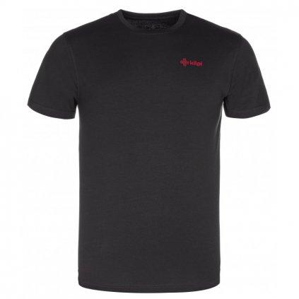 Pánské tričko KILPI Wings-m černá