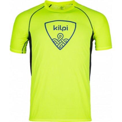 Pánské funkční tričko KILPI Litys-m žlutá