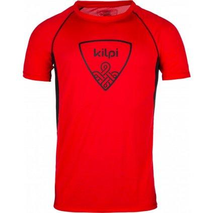 Pánské funkční tričko KILPI Litys-m červená
