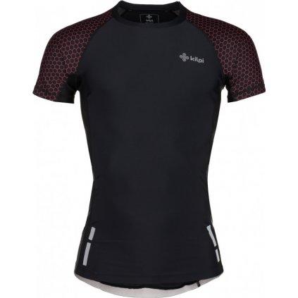 Pánské kompresní tričko KILPI Combo-m černá
