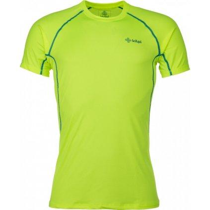 Pánské funkční tričko KILPI Rainbow-m žlutá