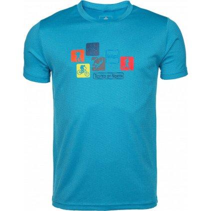 Pánské funkční tričko KILPI Giacinto-m modrá