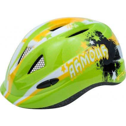Dětská cyklistická helma R2 Armour