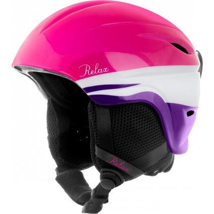 Dětská lyžařská helma RELAX Twister