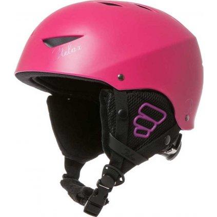 Lyžařská helma RELAX Sole