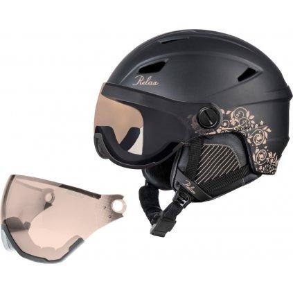 Lyžařská helma RELAX Stealth