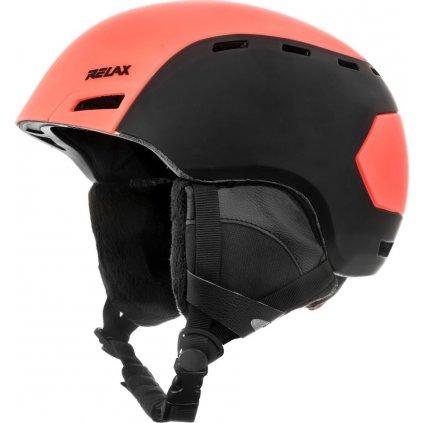 Lyžařská helma RELAX Combo