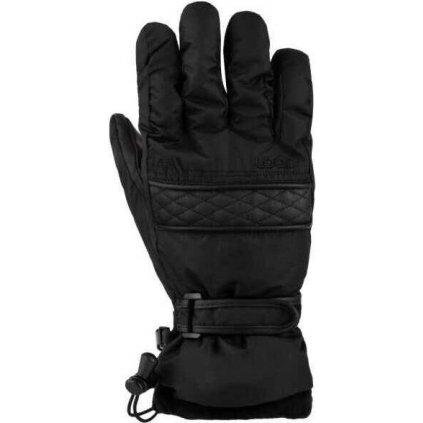 Lyžařské rukavice LOAP Rozarka černá