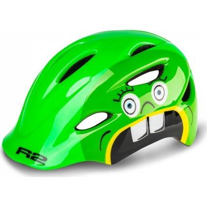 Dětská cyklistická helma R2 Ducky