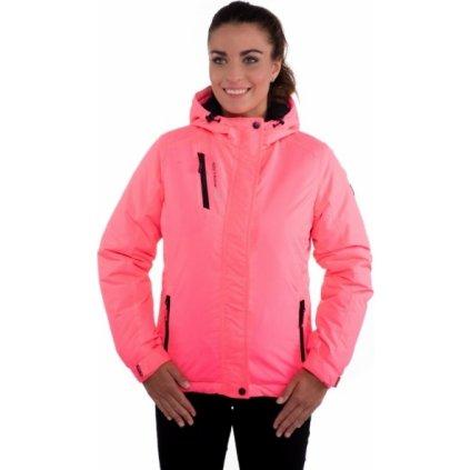 Dámská zimní bunda SAM 73 Růžová