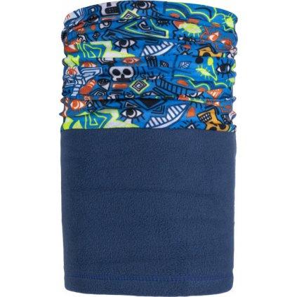 Dětský šátek KILPI Minion-j modrá
