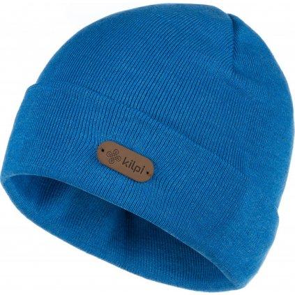 Pánská zimní čepice KILPI Don-m modrá