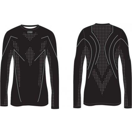 Pánské funkční triko R2 černé